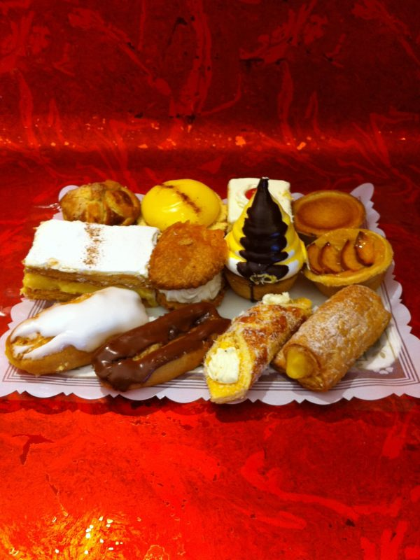 Docena de pasteles