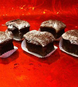 Brownie Rústico