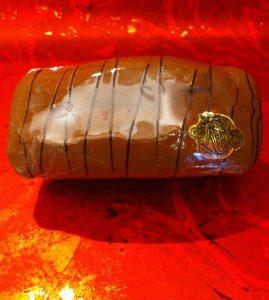 Molde Brownie choco