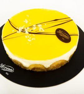 Mousse Limón